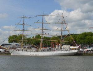 Armada 2013 sur la Seine à Rouen