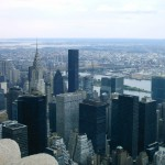 Vue de Manhattan depuis l'Empire State Building