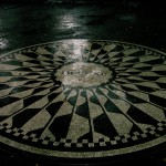 Strawberry Fields : le mémorial dédié à John Lennon dans Central Park