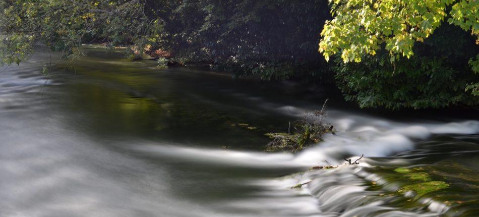 [Pose Longue ] La rivière de l'Andelle à Radepont