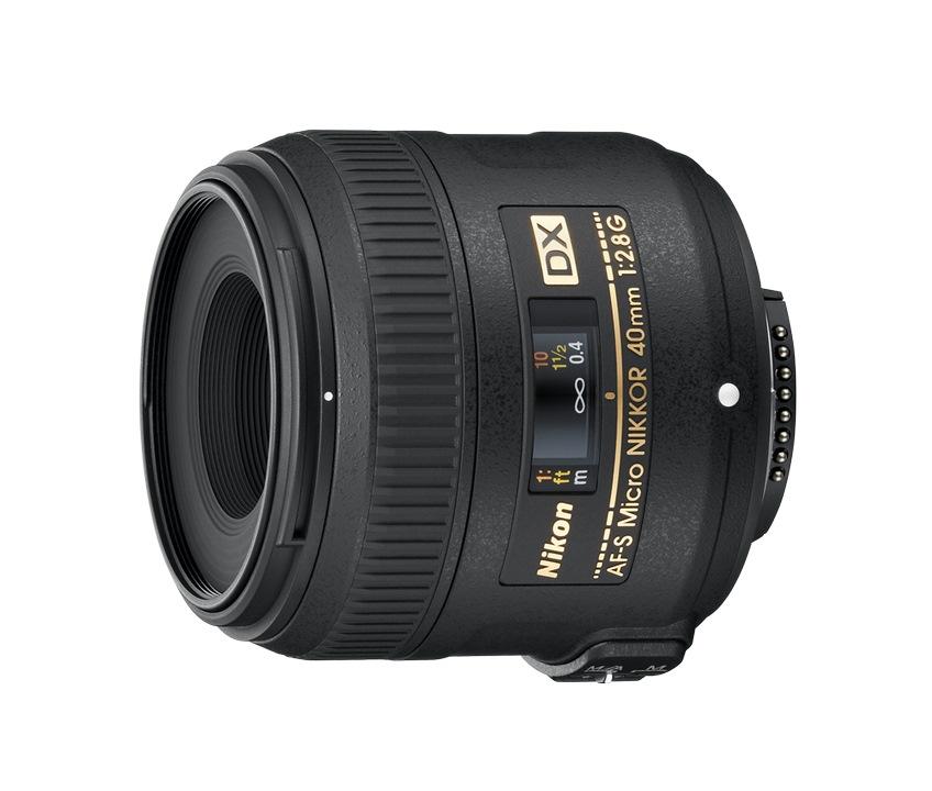 Nikkor AF-S Micro 40 mm f/2.8 G